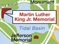 Martin Luther King Jr. Memorial Site